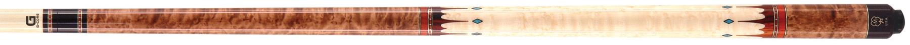 mcdermott g407 birdseye marple piljardikii